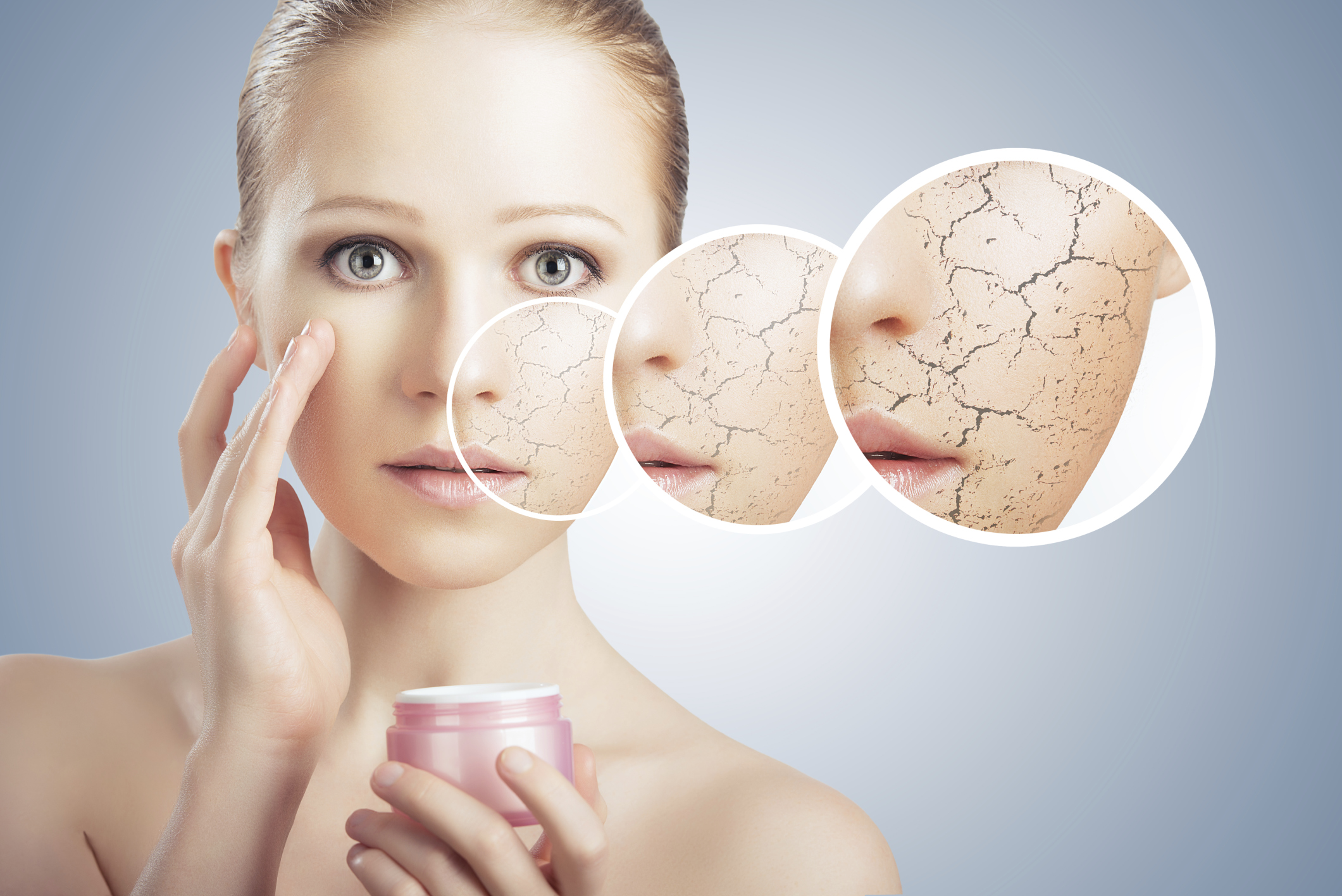 skin care products may cause your